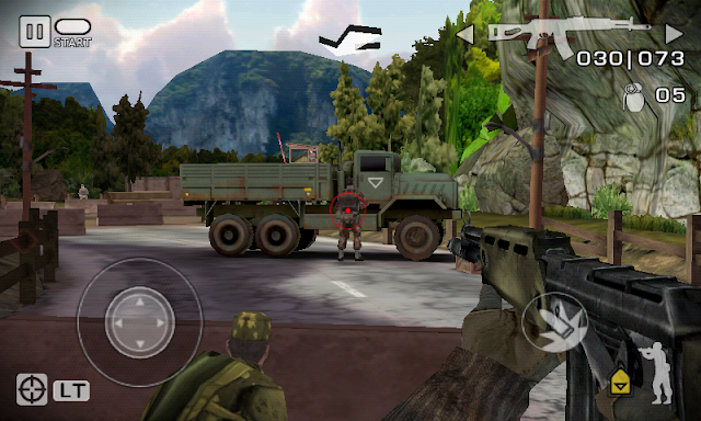 Battlefield Bad Company 2 v1.28 Apk + Data Mod Full unlimited Ammo