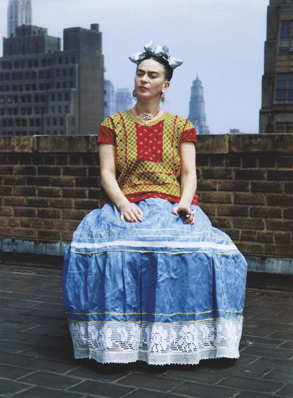 Nhmillustrations Style Icon Frida Kahlo