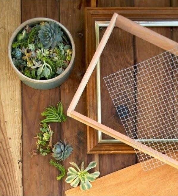 Como hacer un jardin vertical jardineria for Como hacer un jardin