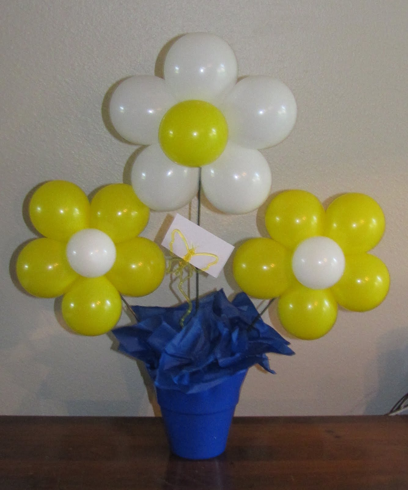 Party people event decorating company balloon flowers for