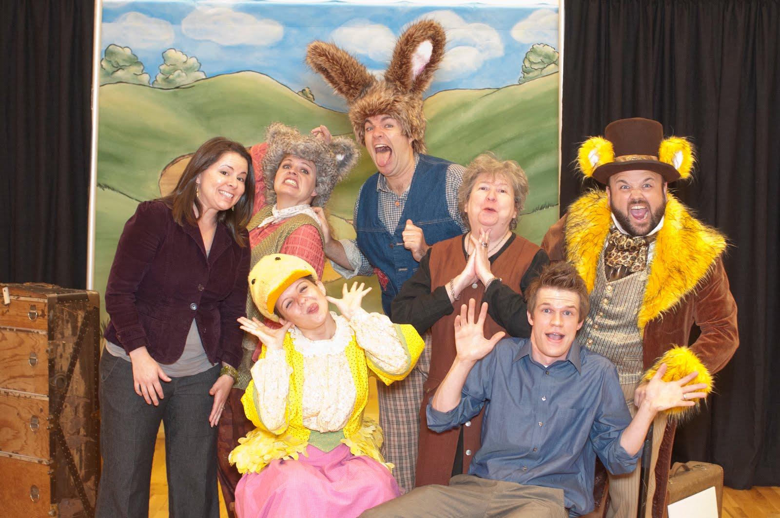 a sneak peek of rabbit tales the atlanta opera