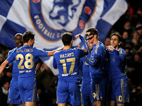 Chelsea 3 Rubin Kazan 1