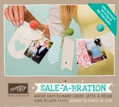 SALE-A-BRATION !!!