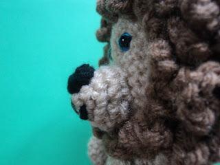 Amigurumi To Go Lion : Little Bigfoot Lion Free Crochet Pattern ~ Amigurumi To Go
