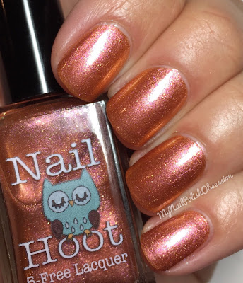 Nail Hoot Seasons; Summers Demise