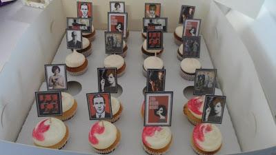Mad Men Cakes
