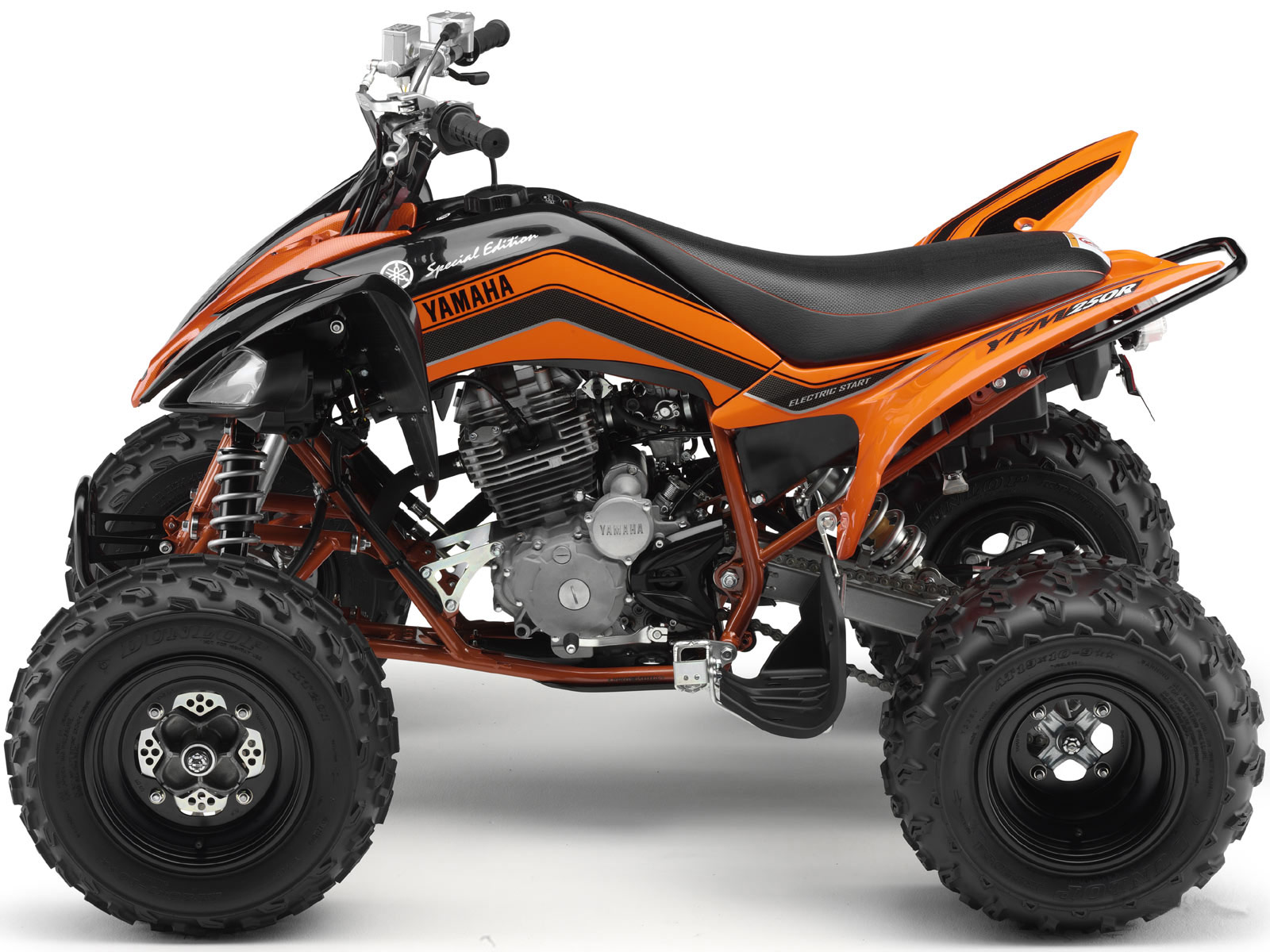 2008 yamaha yfm 250 raptor atv pictures specifications for Yamaha raptor 250 price