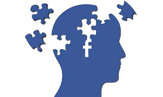 Facebook puzzle head