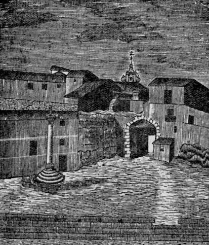 Salamanca paso a paso la muralla iii las puertas for Puertas salamanca