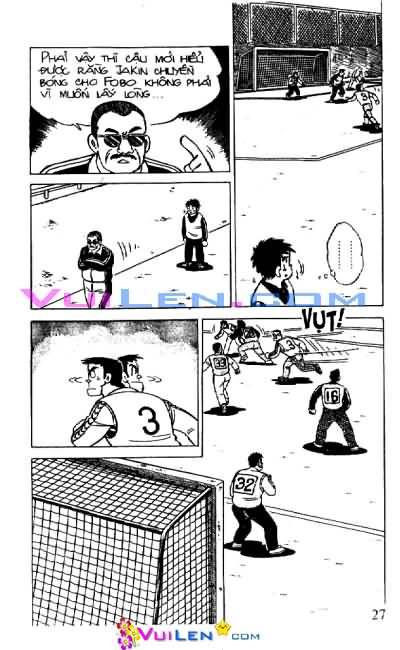 Jindodinho - Đường Dẫn Đến Khung Thành III  Tập 12 page 27 Congtruyen24h