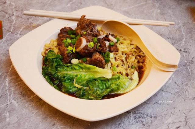 Wanton Noodles