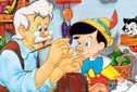 Hidden Numbers Pinocchio
