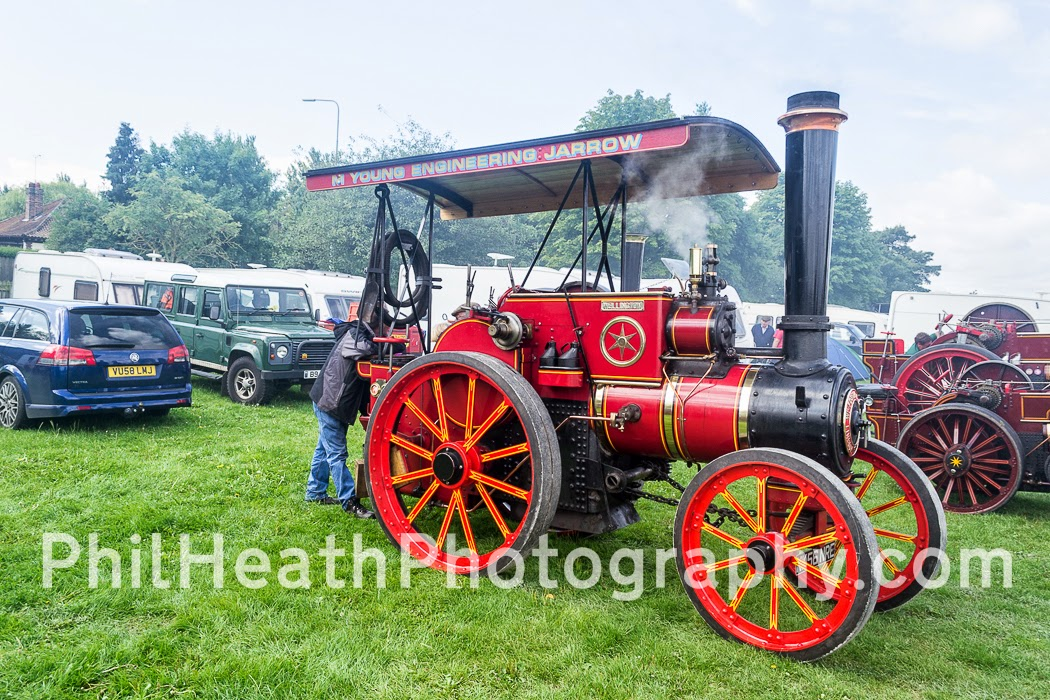 Steam Rallies & Heritage Events 2018 -