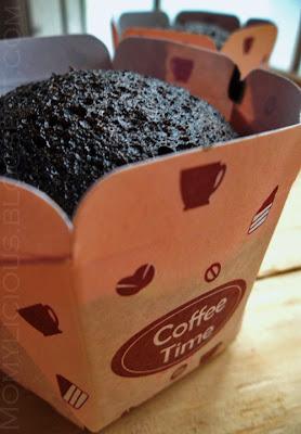 Muffin Kukus Ketan Hitam