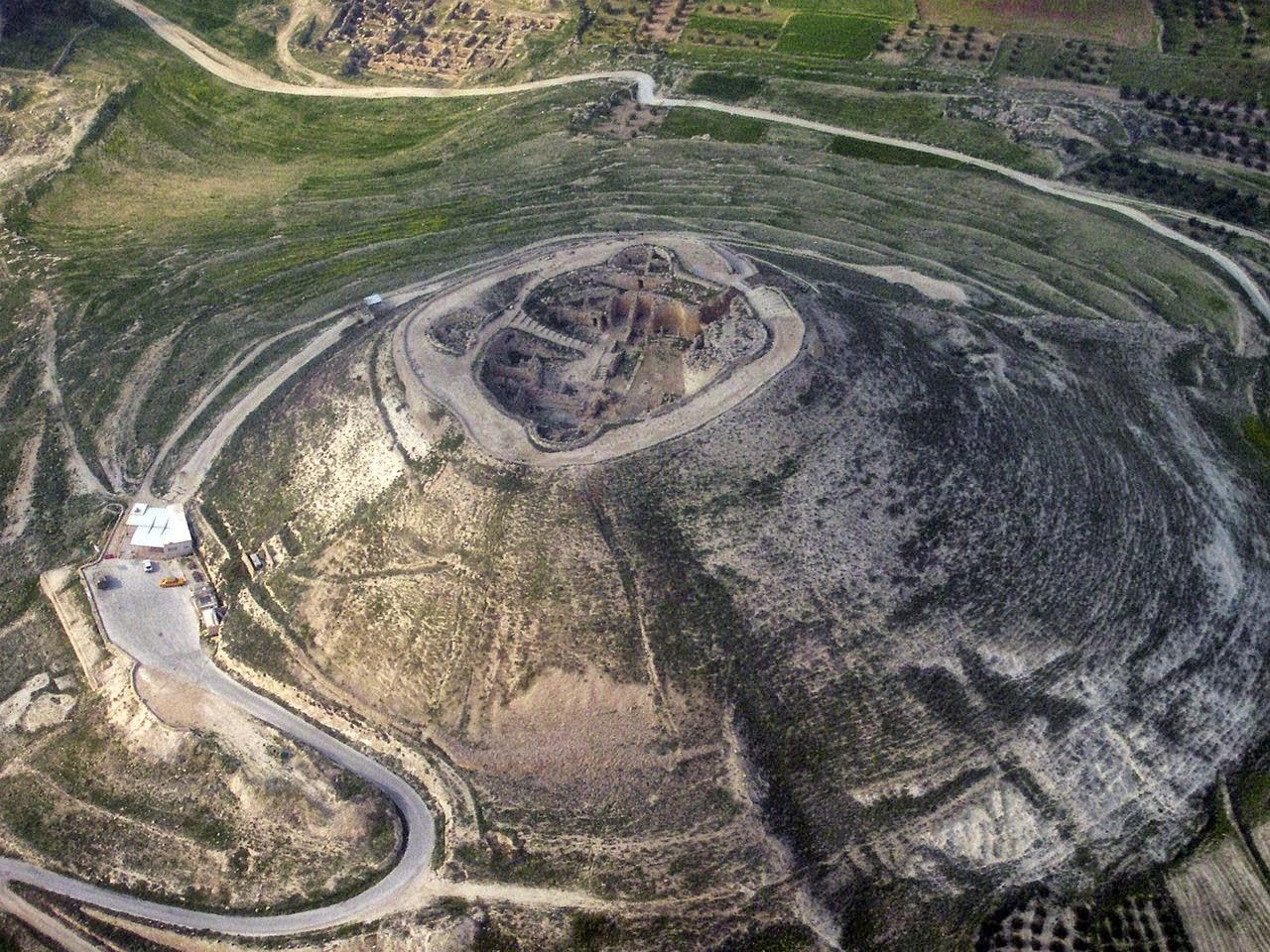 Ανακαλύφθηκε η είσοδος του παλατιού του Ηρώδη