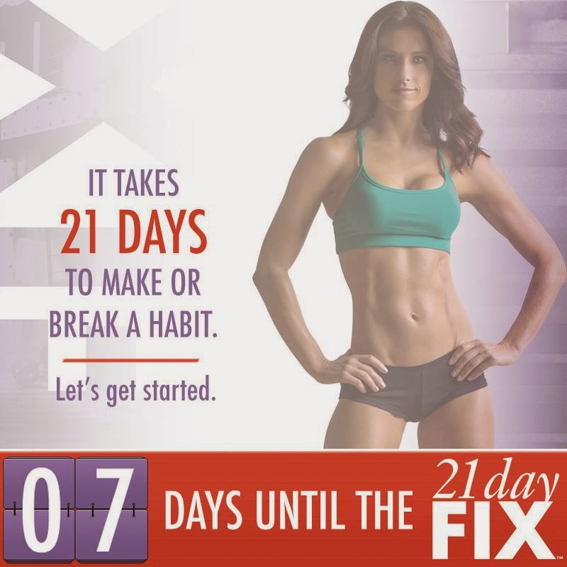 21 day fix on sale 2/3/2014