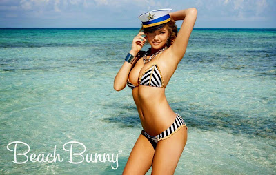 kate upton hotness beach Bunny bikini model