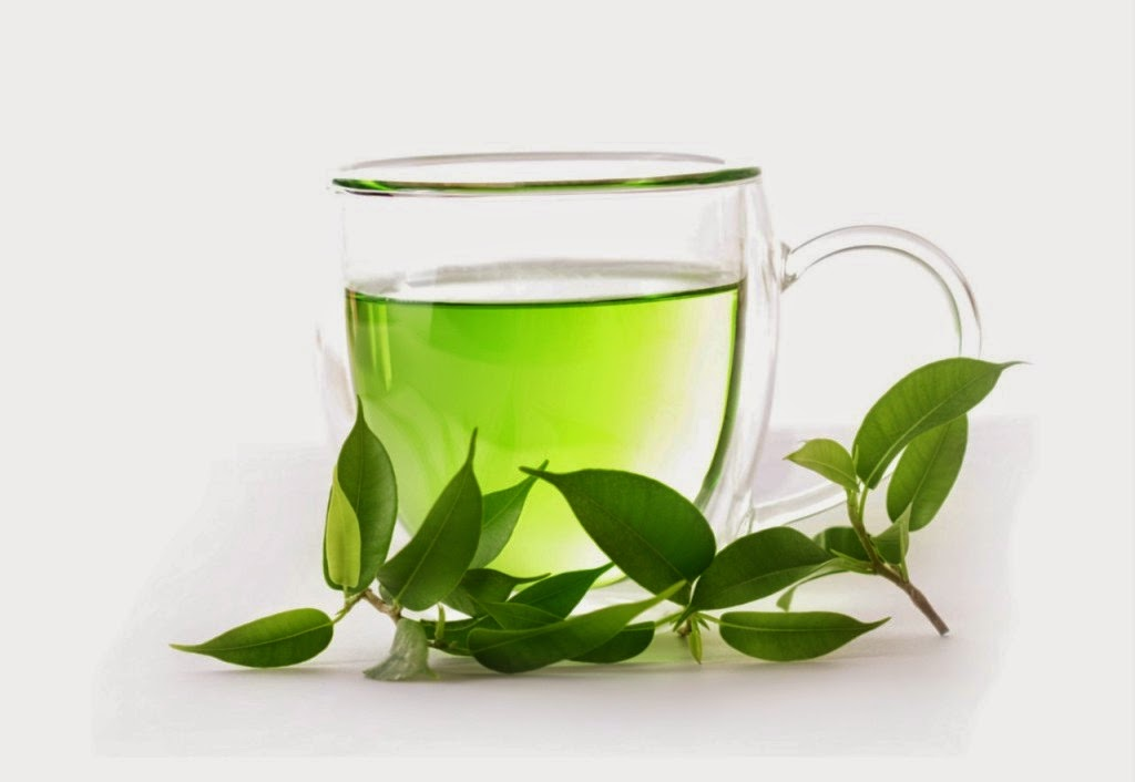 Green Tea vegetables for detoxify , herbs, herbal adn healty
