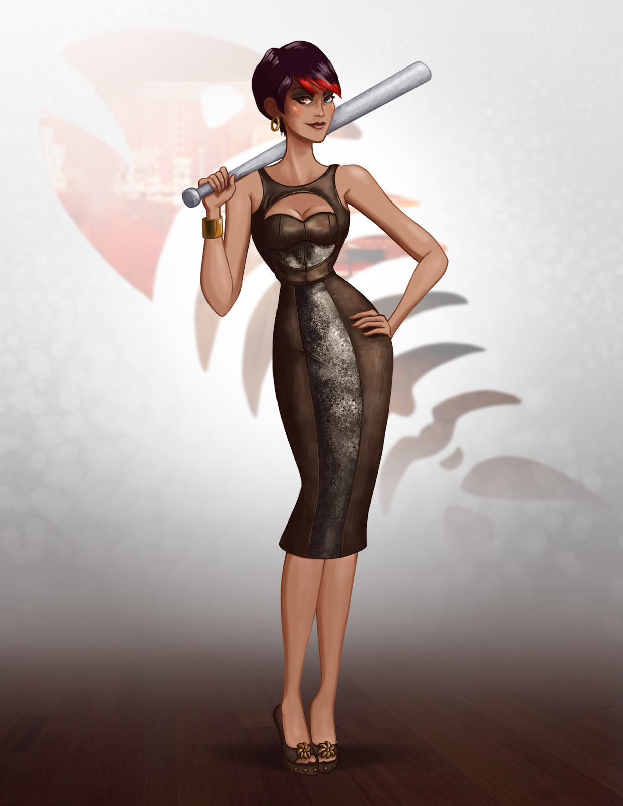 Fish mooney leann hill art for Who is fish mooney