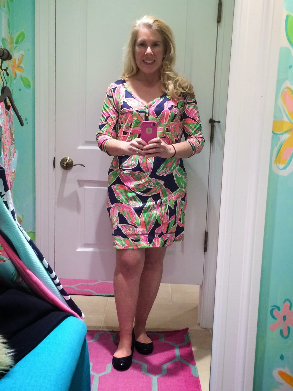 lilly pulitzer palmetto dress review spring 2015 in the vias print