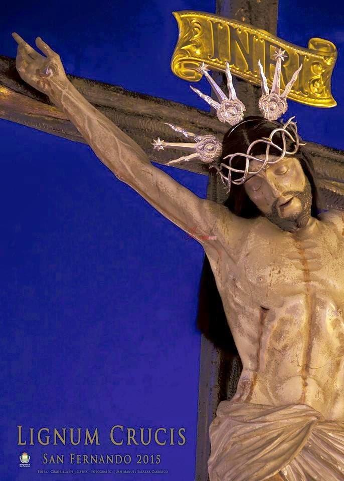 Cartel Lignum Crucis.