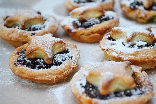 easy mince pie recipe uk