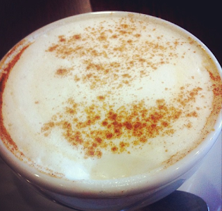 Greens Cafe Cambourne Cappuccino