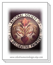 Member since 1988 NATIONAL SOCIETY OF TOLE AND DECORATIVE PAINTERS,INC.