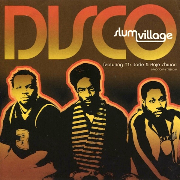Slum Village – (2002) Disco (Promo CDS) (192kbps)