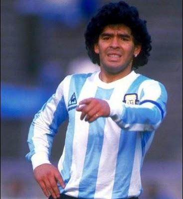 diego maradona playing style - photo #6