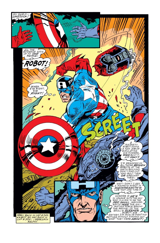 Captain America (1968) Issue #368 #301 - English 17