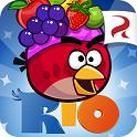 logo of angry bird rio apk