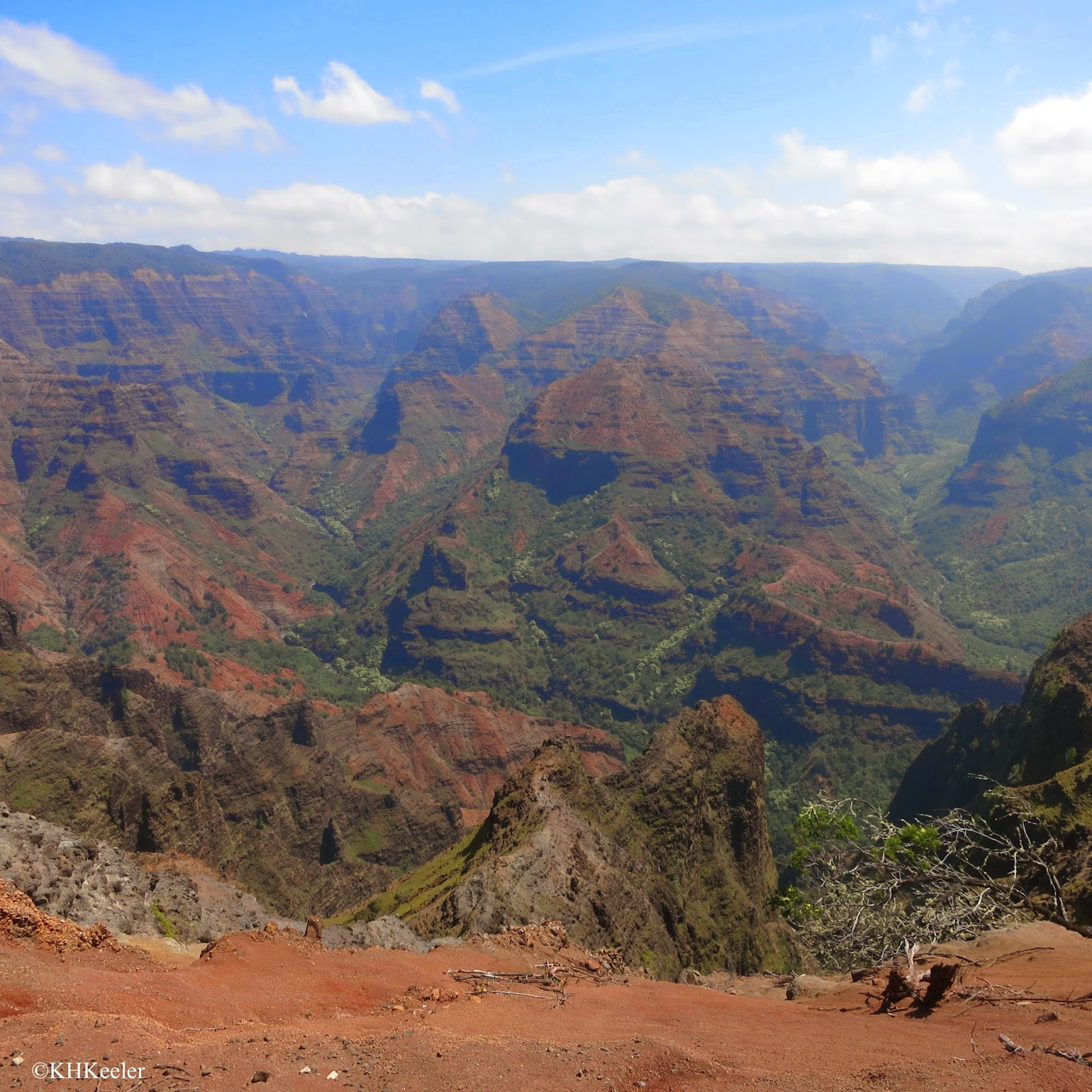 Grand Canyon of the Pacific, Kauai