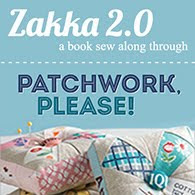 Zakka 2.0  Sew Along
