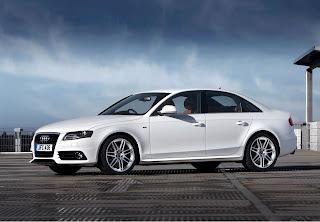 Audi A4 Vario, Pesaing BMW 3-Series GT