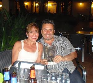 Con Sandy García