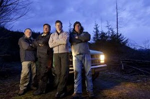 The Cast of Finding Bigfoot