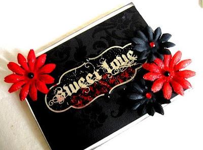 Dark Valentine/Gothic Cards