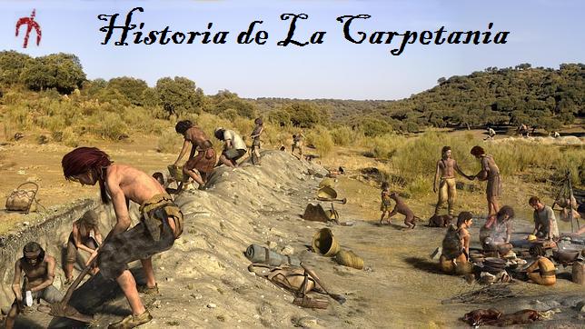 Historia de la Carpetania