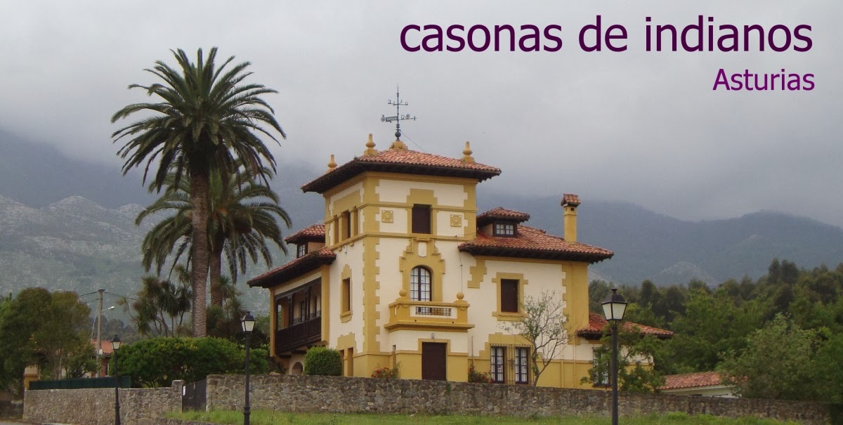 casonas de indianos
