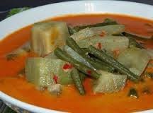 resep membuat sayur lodeh terong