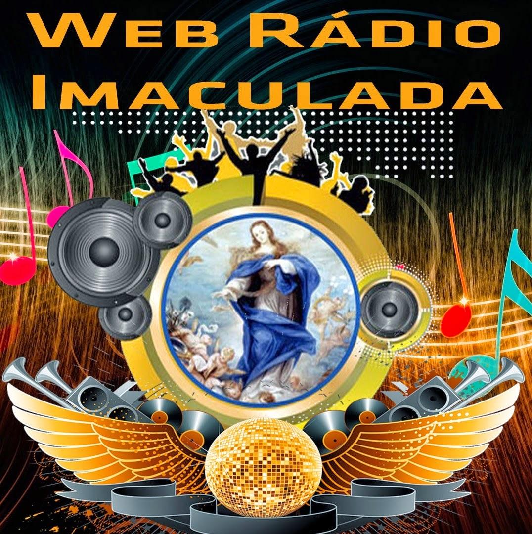 Web Rádio Imaculada | PASCOM - UPANEMA