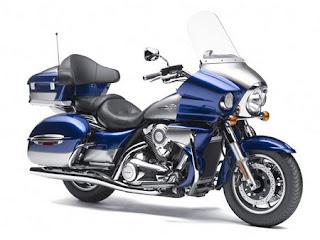 2011 Kawasaki Vulcan 1700 Voyager