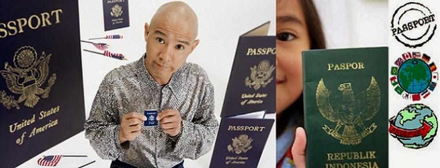 Proses pengurusan Dokumen Passport & Visa