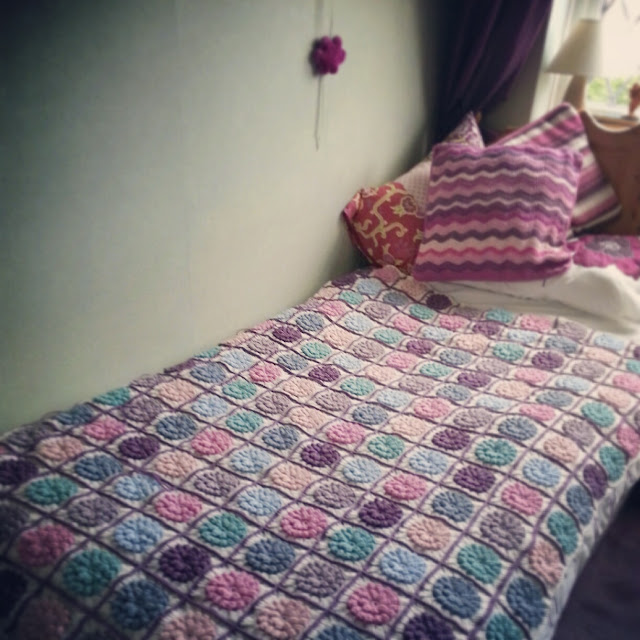 Something Pretty blanket from Millie Makes