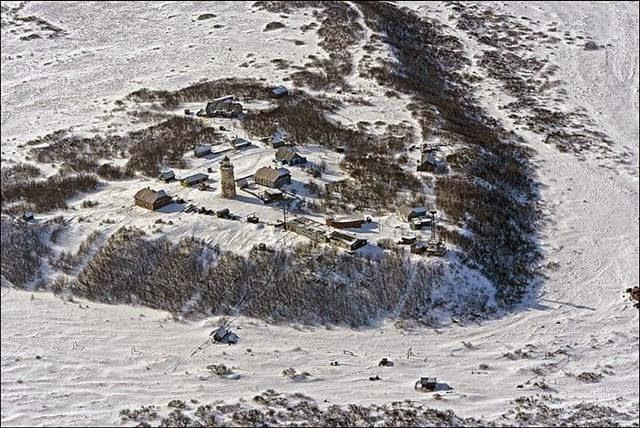 Zhizhginsky Island, White Sea, Arkhangelsk Region