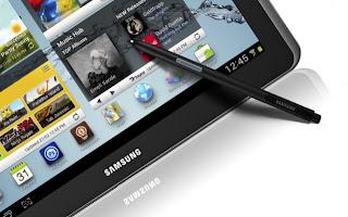 Samsung Galaxy Note 8.0 Siap Menjadi Penantang Ipad Mini