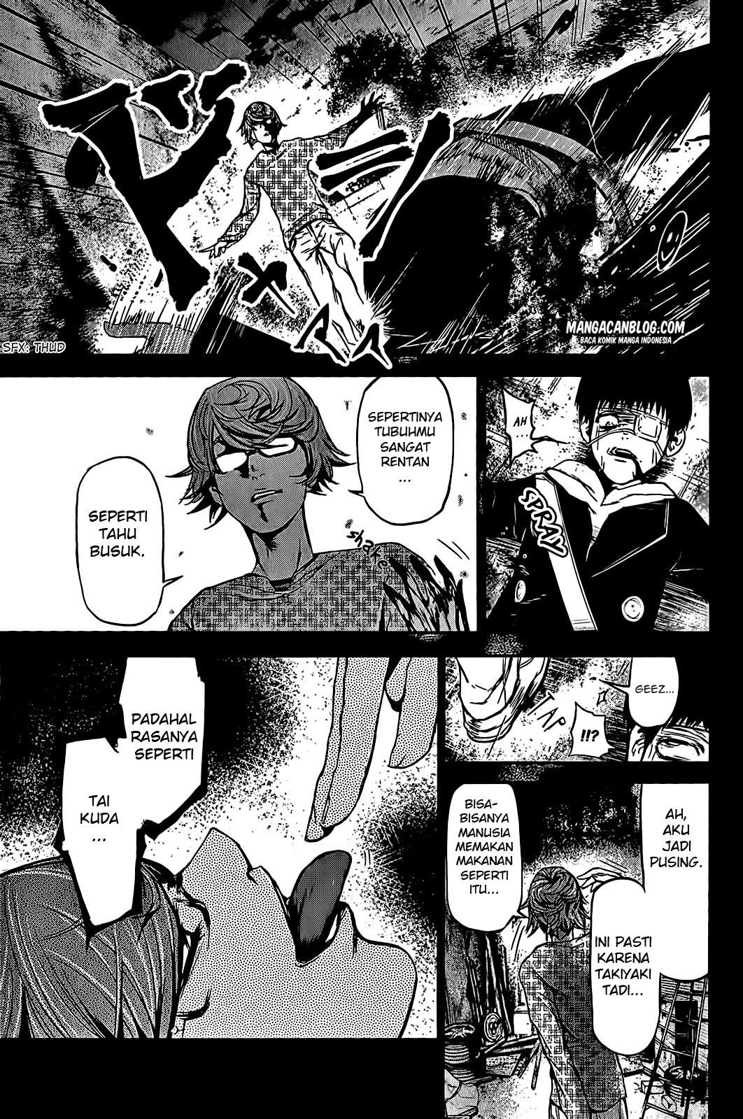 Dilarang COPAS - situs resmi www.mangacanblog.com - Komik tokyo ghoul 007 - tipu muslihat 8 Indonesia tokyo ghoul 007 - tipu muslihat Terbaru 16|Baca Manga Komik Indonesia|Mangacan