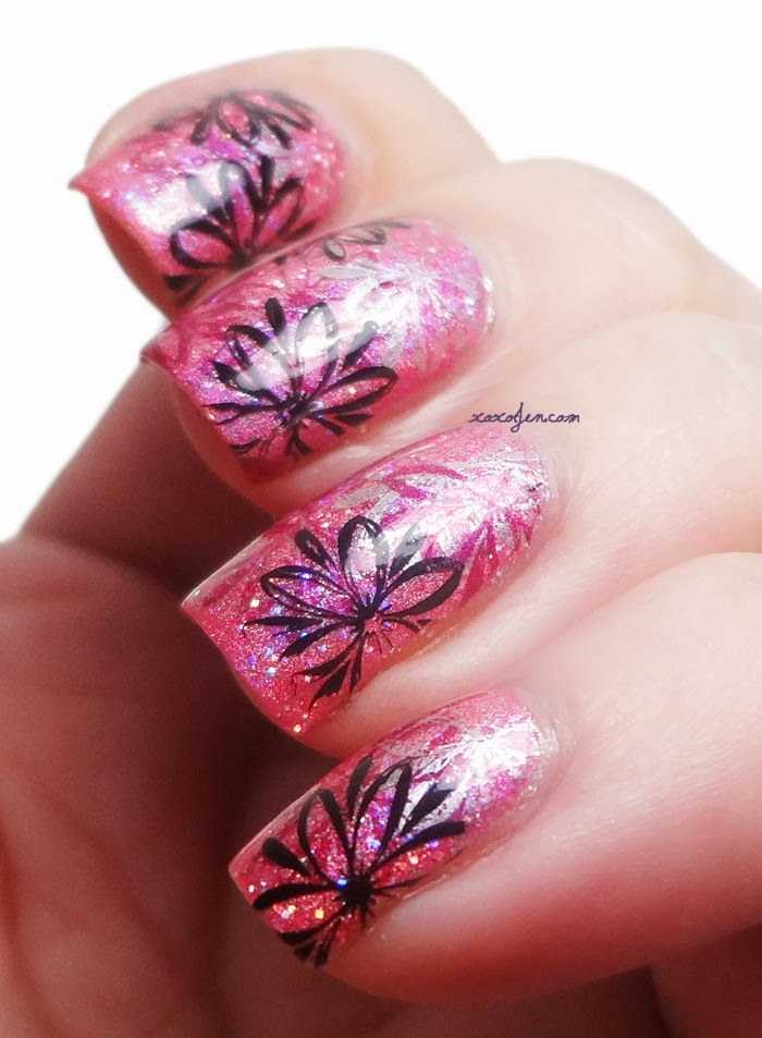 xoxoJen's swatch of All Flowers