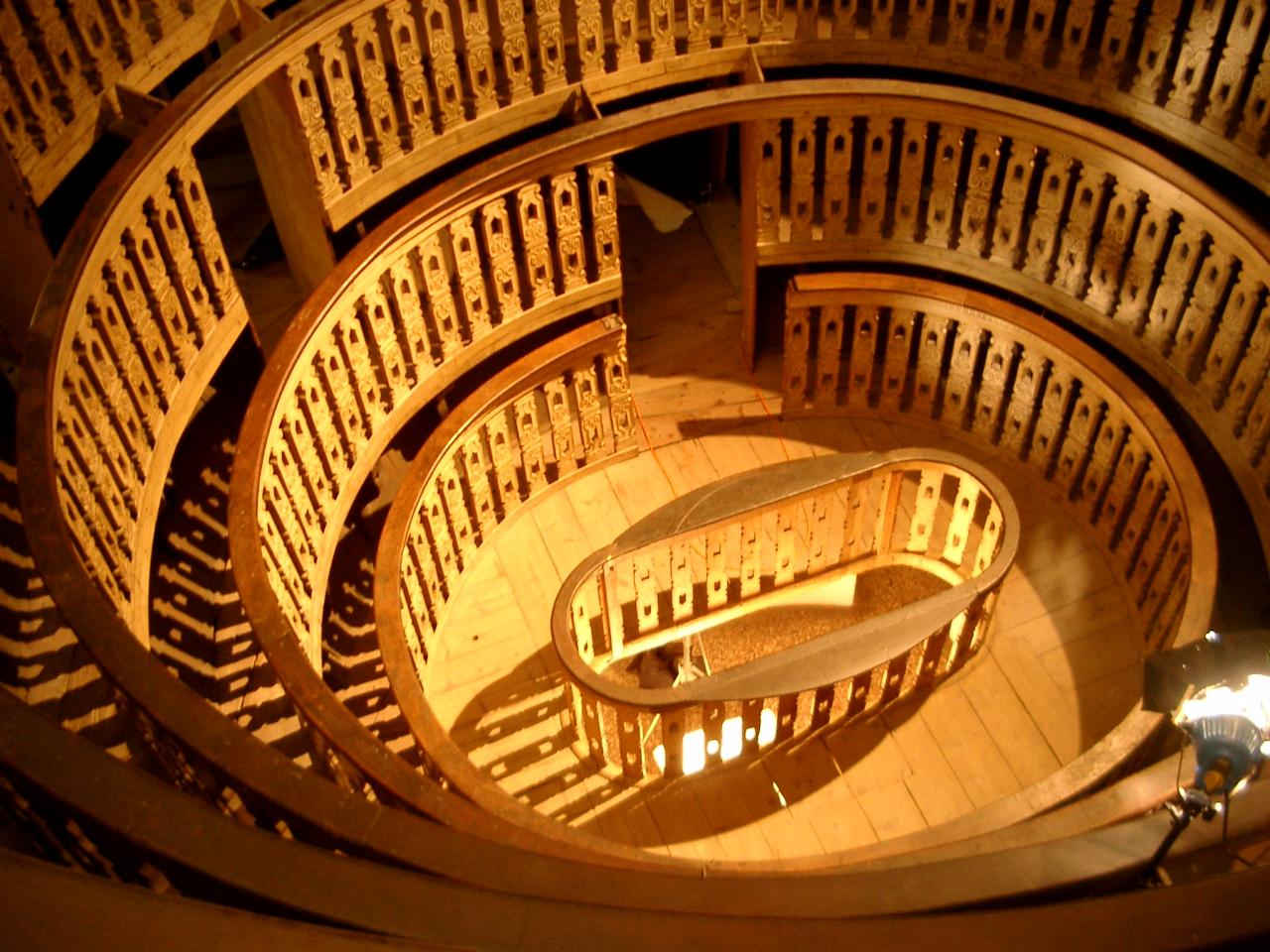 teatro anatomico di Padova